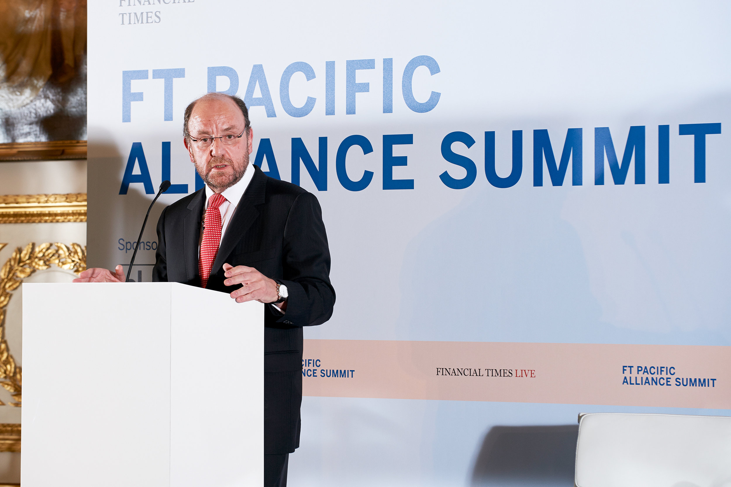 Financial Times Pacific Alliance Summit