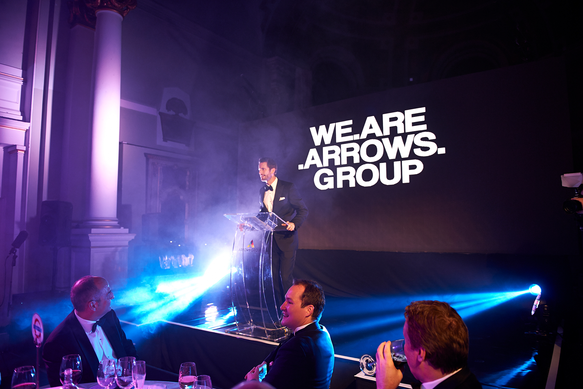 Arrows Group AGM