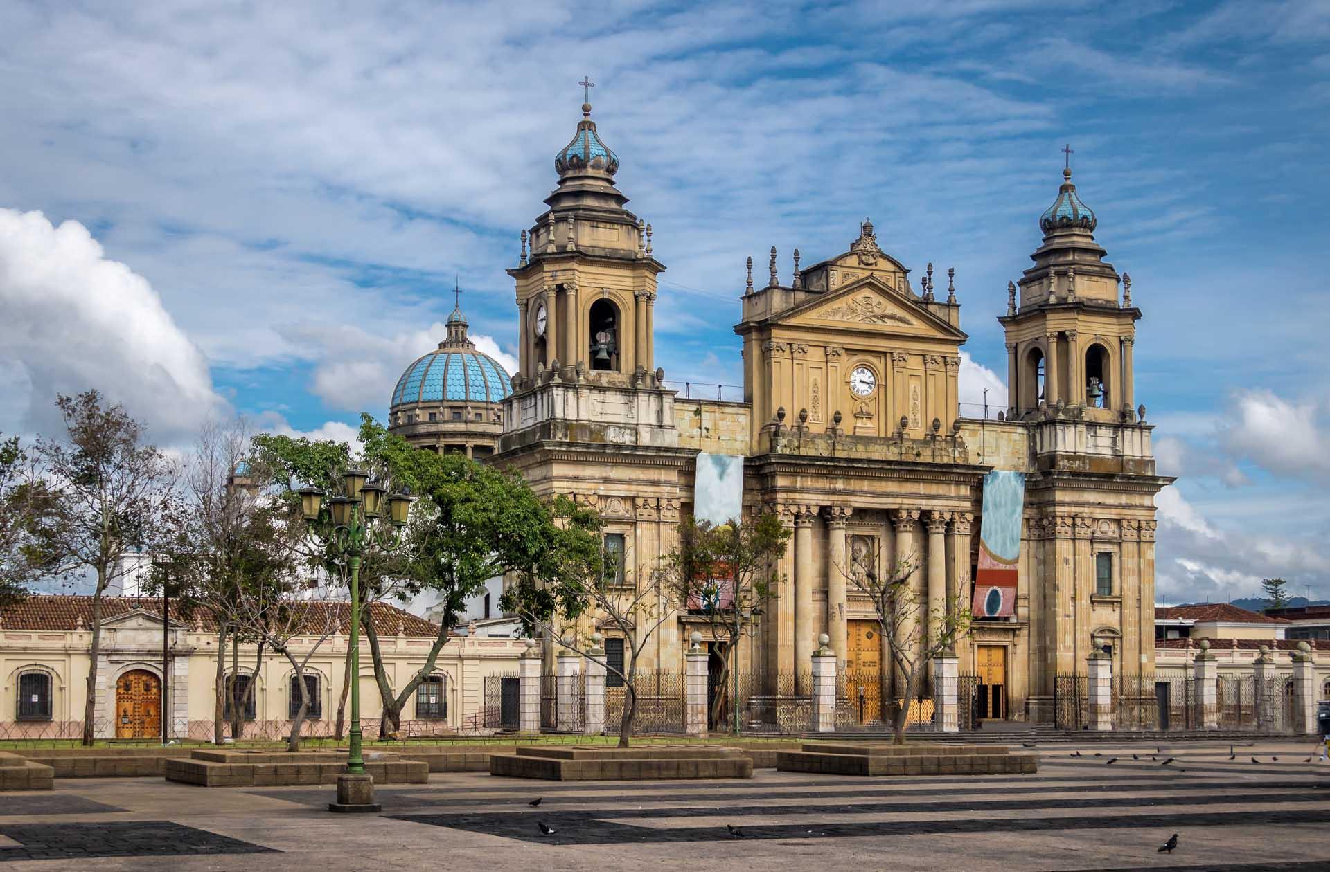 City of Guatemala