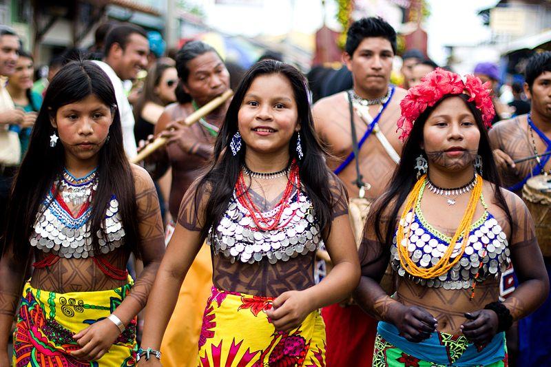 Embera Quera Indígenas