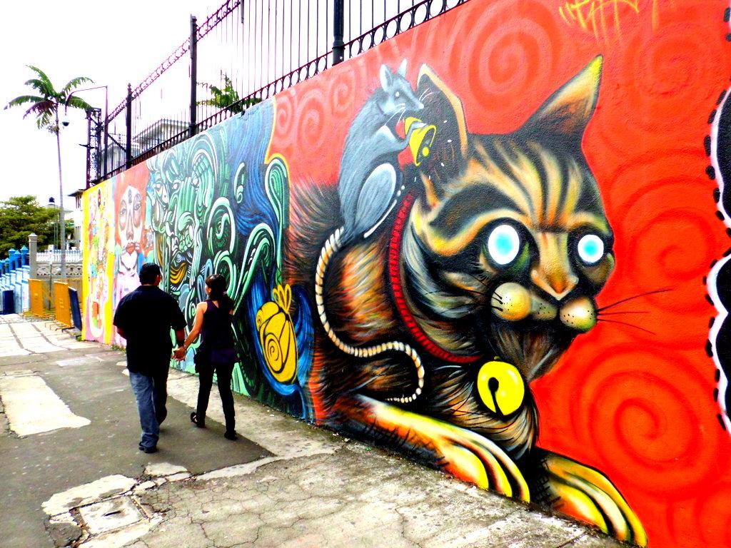 Street Art at San José