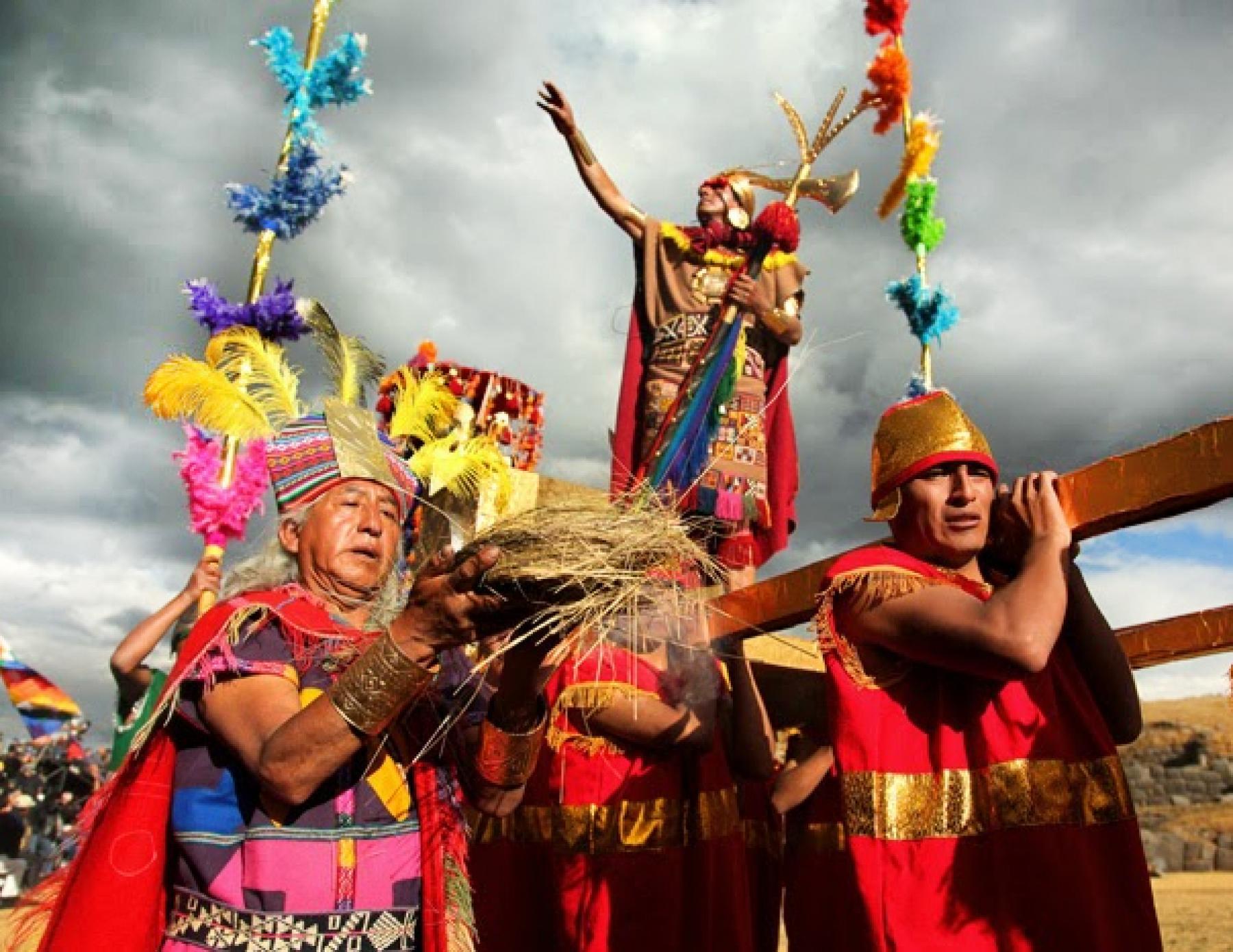 Fiesta de Ollantaytambo