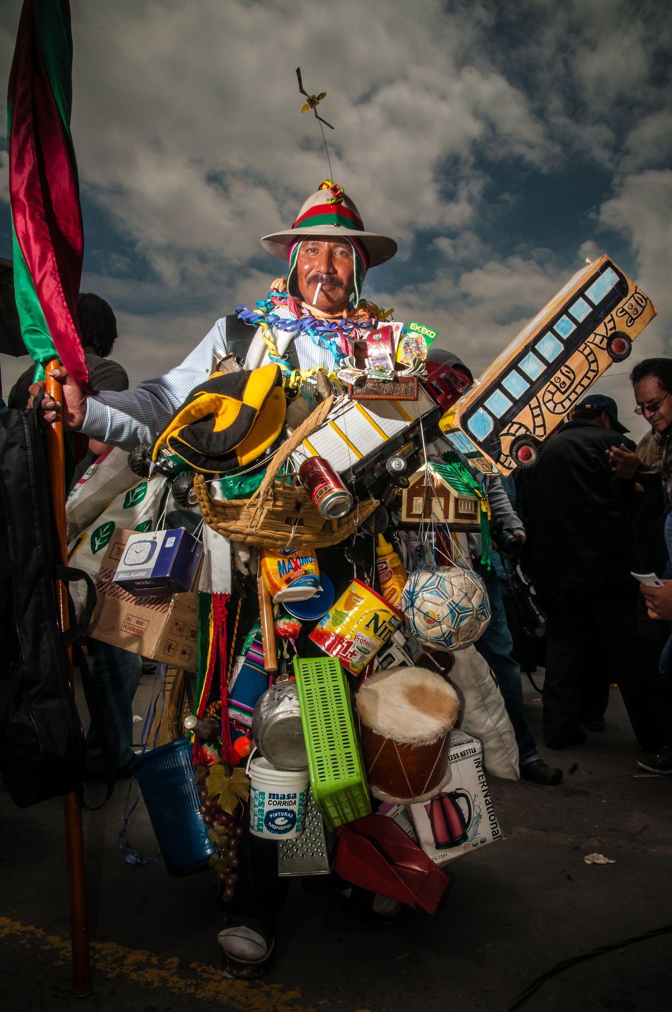 Fiesta de ekeko