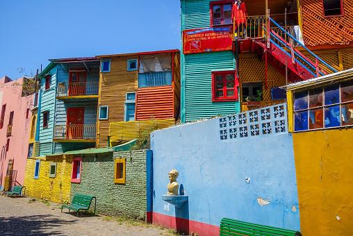 Houses of la Boca