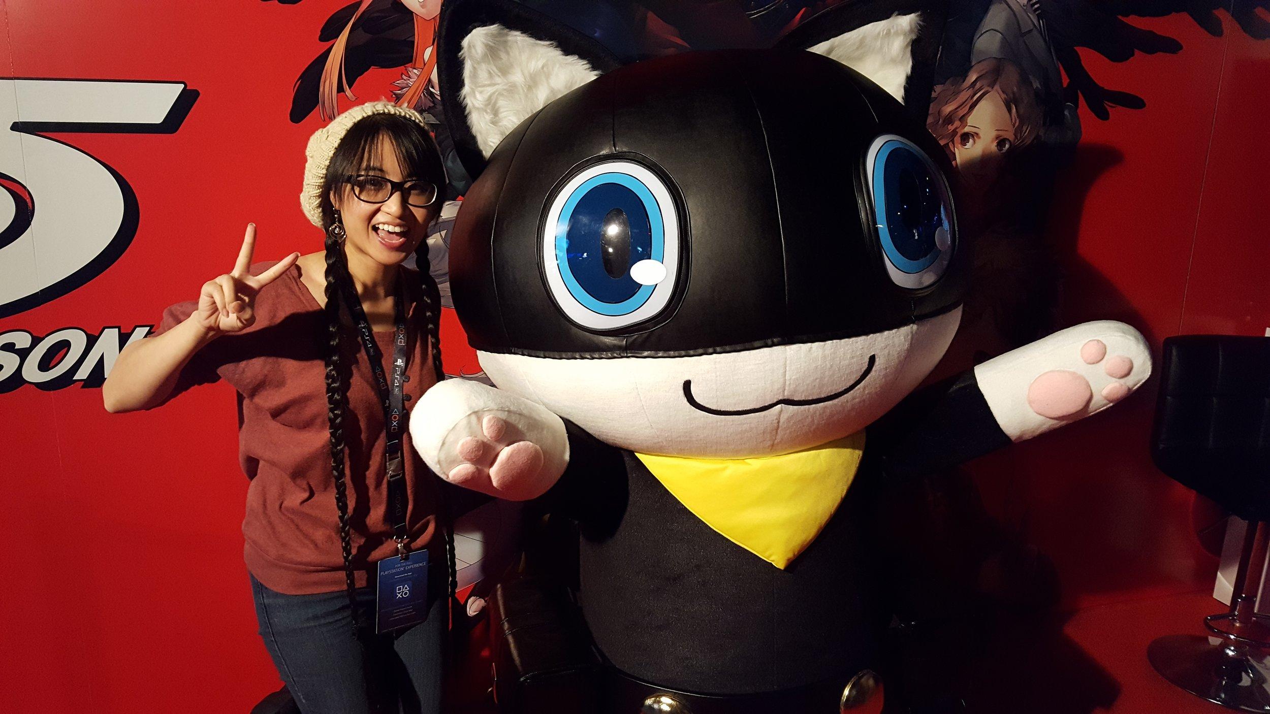 Xanthe_Huynh_Persona_5_Morgana_Mascot