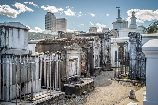 St. Louis Cemetery | Photo: TripAdvisor