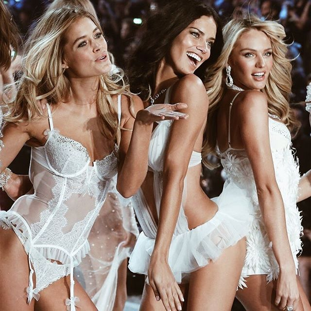 """The #VSFashionShow is no more. What was once a spectacle of models prancing around in thongs is now a debate topic of exclusivity. Over the years, the brand has expanded its angels to become a more diverse group, but in an era of female empowerment and inclusivity, a few minorities won't cut it."" Full story in bio! 👇🏼What are your thoughts on the end of the show?"