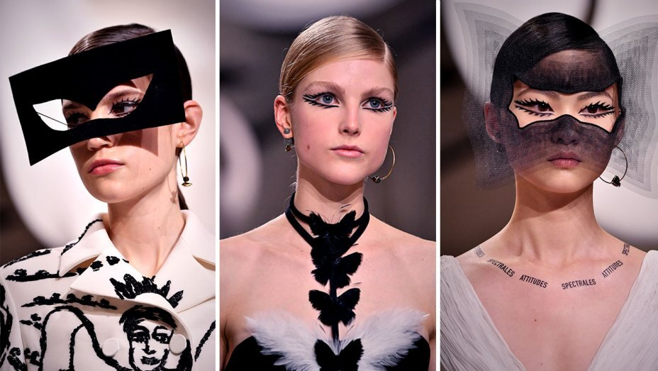 Of Makeup In The Fashion Industry