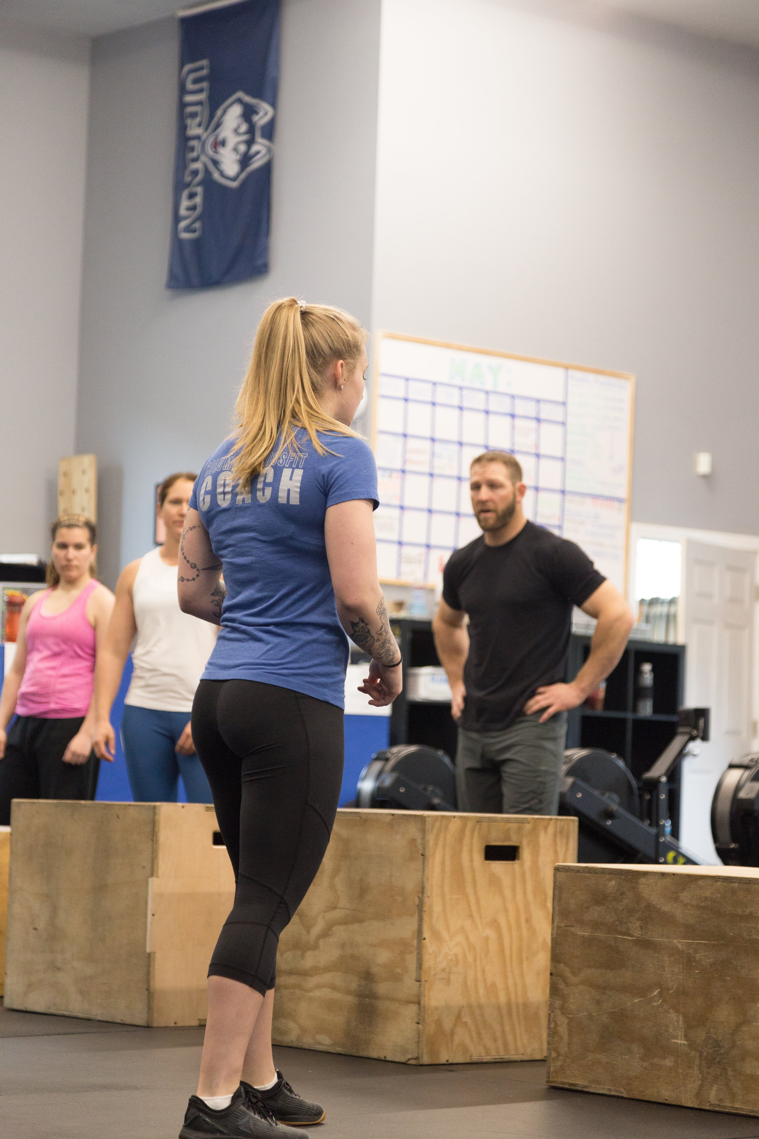 CrossFit Classes - We offer CrossFit Classes for A wide VARIETY of Age Groups to ENSURE thAT THE classes are meeting the needs of the Adults, Teens and Children who are PARTICIPATING in our Program.