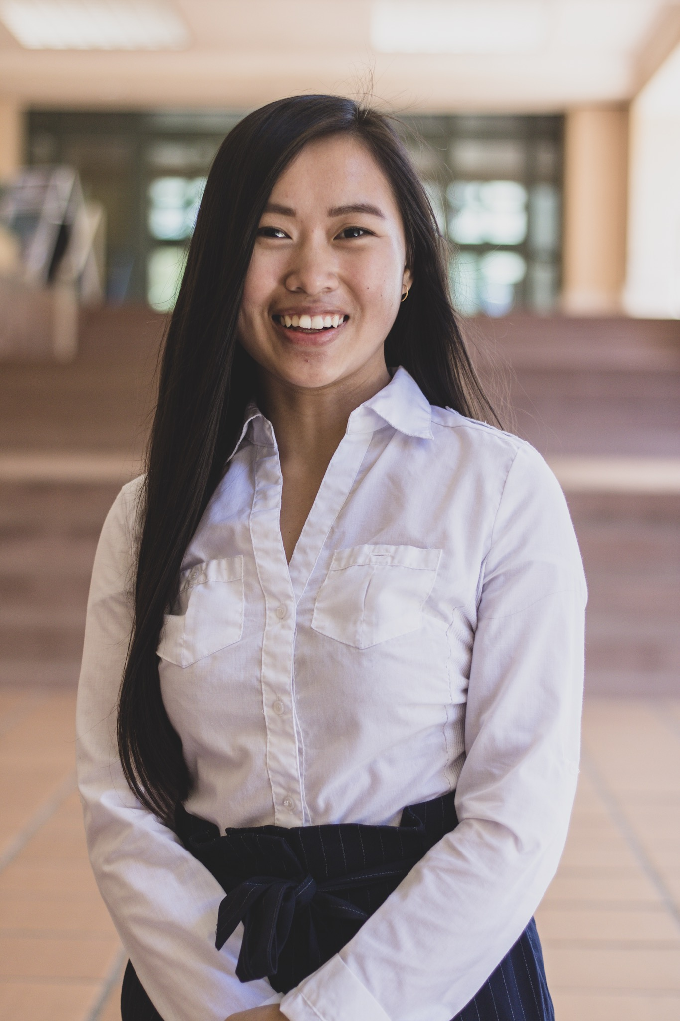 Sally Huang  Director  I wanted to test my knowledge and skills in marketing into the tech world, which is a completely new space for me. I also felt I shared similar values with CPH toward bettering the world and the people in this world.  I'm a student fellow at the Business Analytics Agency, the Director of Public Relations at the Cal Poly American Marketing Association, and a Study Abroad Ambassador at Cal Poly. On the side, I dabble in photography and love food!   LinkedIn