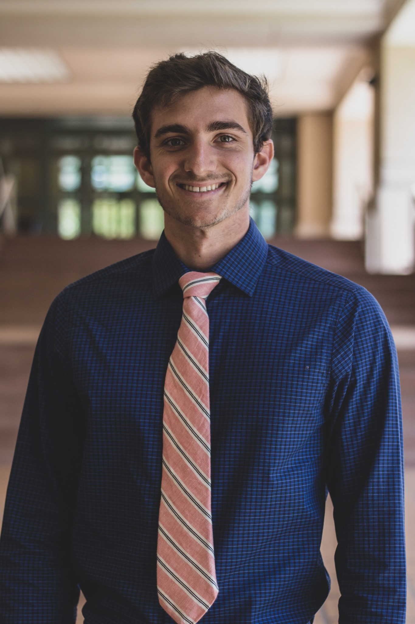Adam Gockel  Director  I joined the CampPolyHack team to make connections and to collaborate with talented individuals.  I am on the Cal Poly Division I track and field team where I do the decathlon, javelin and pole vault.   LinkedIn