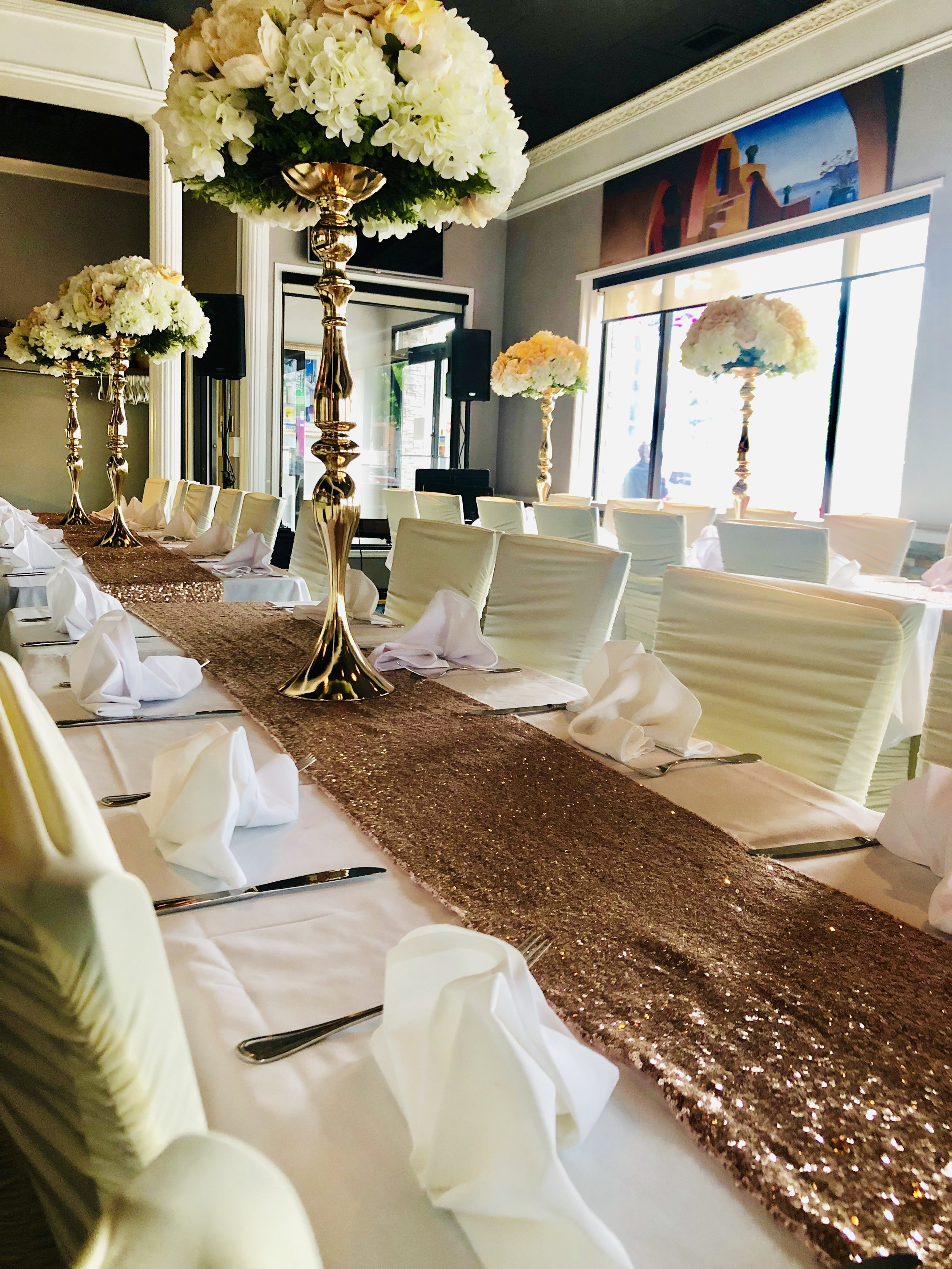 Private Event Dates - We will not be accepting any tables for these evenings listed:Friday, December 6/19Saturday, December 7/19Saturday, December 14/19