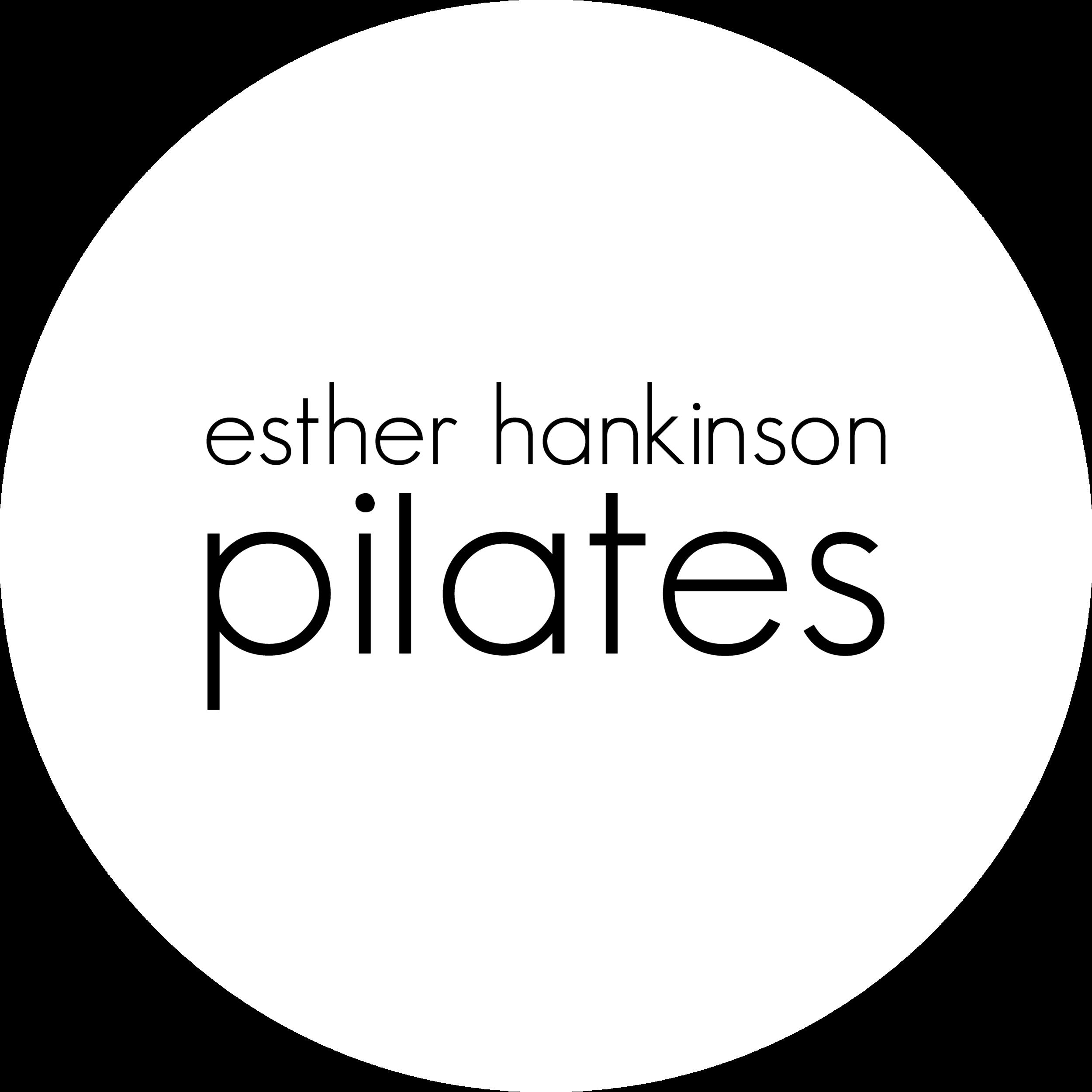 Esther Hankinson Pilates Logo.png