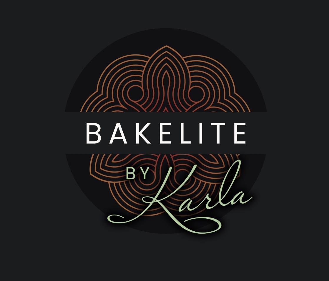 Logo Design Bakelite By Karla