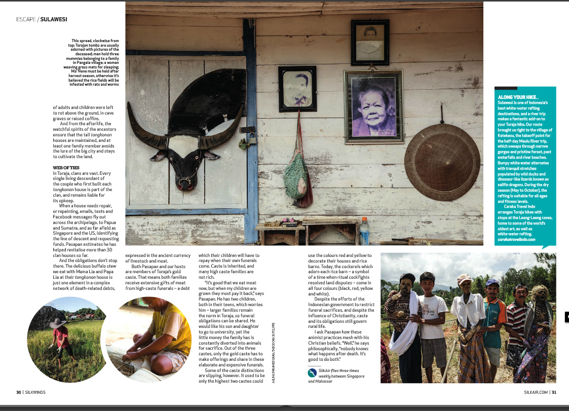 Silkwind Magazine, 2015.