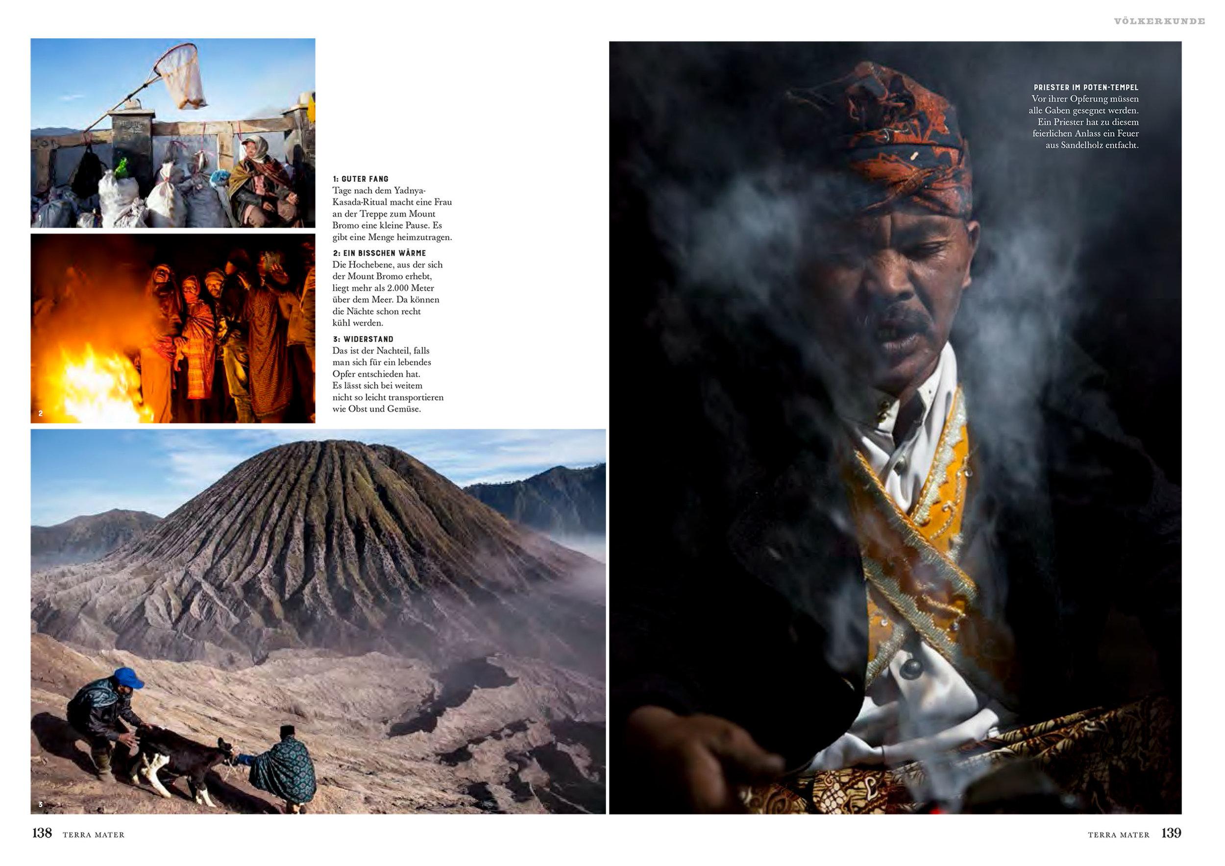 Terra Matter Magazine, 2016.
