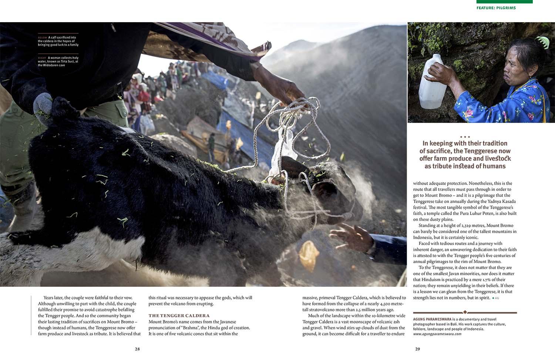 ASIAN Geographic Magazine, 2016