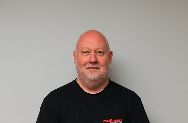 Al is an experienced Service Engineer with a background in electrical installations and facilities management. Al joined us at oelheld in January 2017 and is now an integrated member of the team working on both oil and mist filtration system builds and installs, as well as service contract work. In his spare time, Al is one a number of qualified search managers in the Sussex Search & Rescue team as well as the Police liaison for Missing person callouts.
