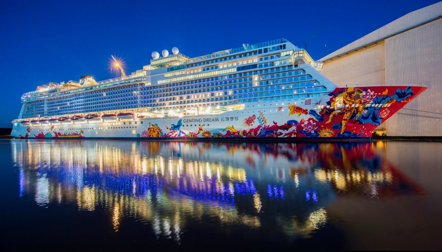 GENTING DREAM CRUISE - ITINERARIES & PRICES