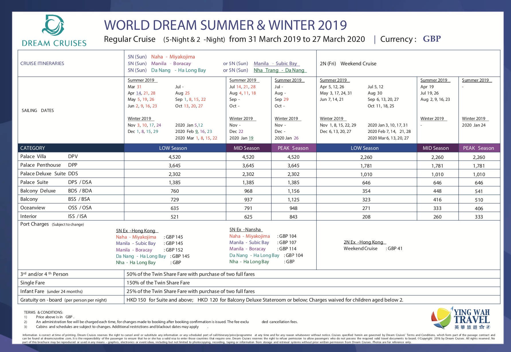 WORLD DREAM - SUMMER+WINTER (2019-2020) - 3