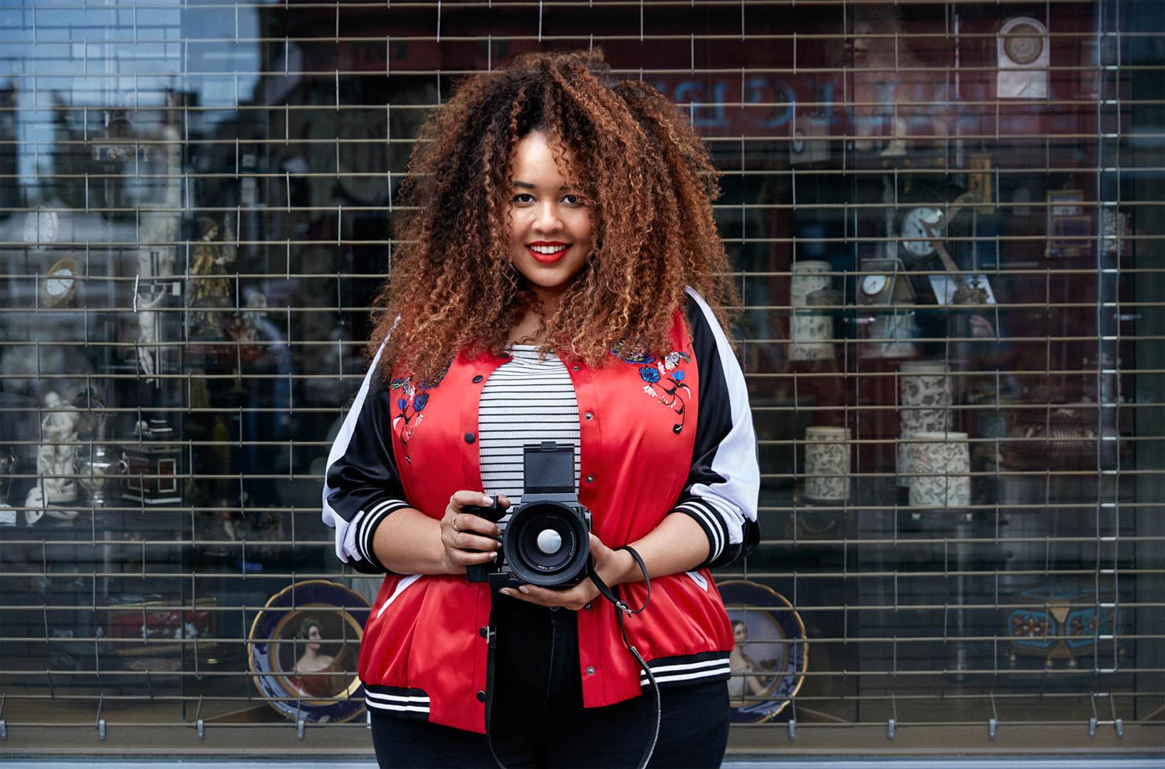 Brand: Simply Be  Photographer: Magdalena Wosinska  Agency: LOVE