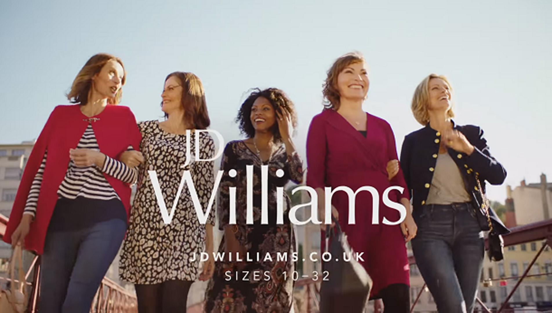 Brand: JD Williams  Photographer: Eric Frideen  Agency: LOVE