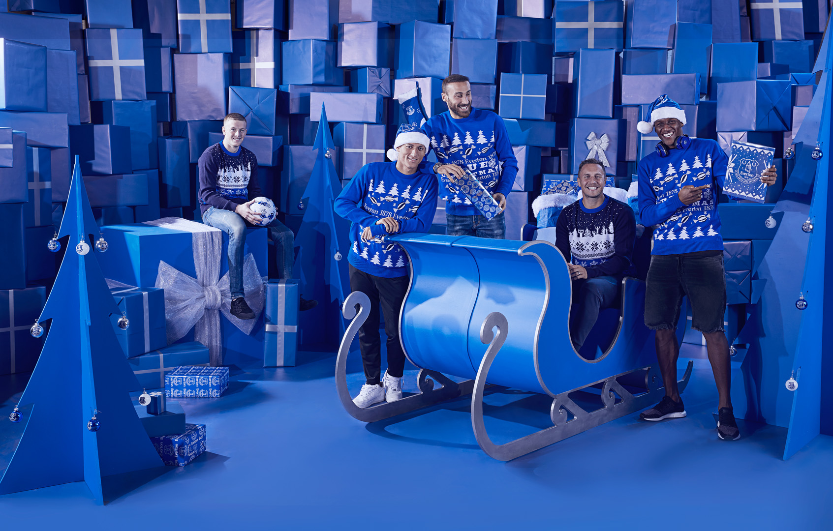 Brand: Everton F.C.  Photographer: Richard Lister  Agency: Fanatics