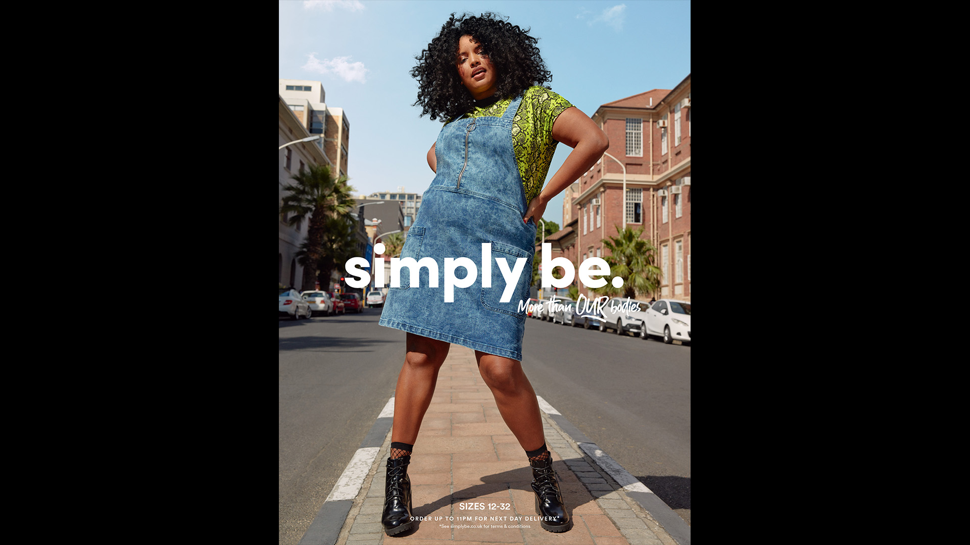 Brand: Simply Be  Photographer: Diane Sagnier  Agency: Avalanche