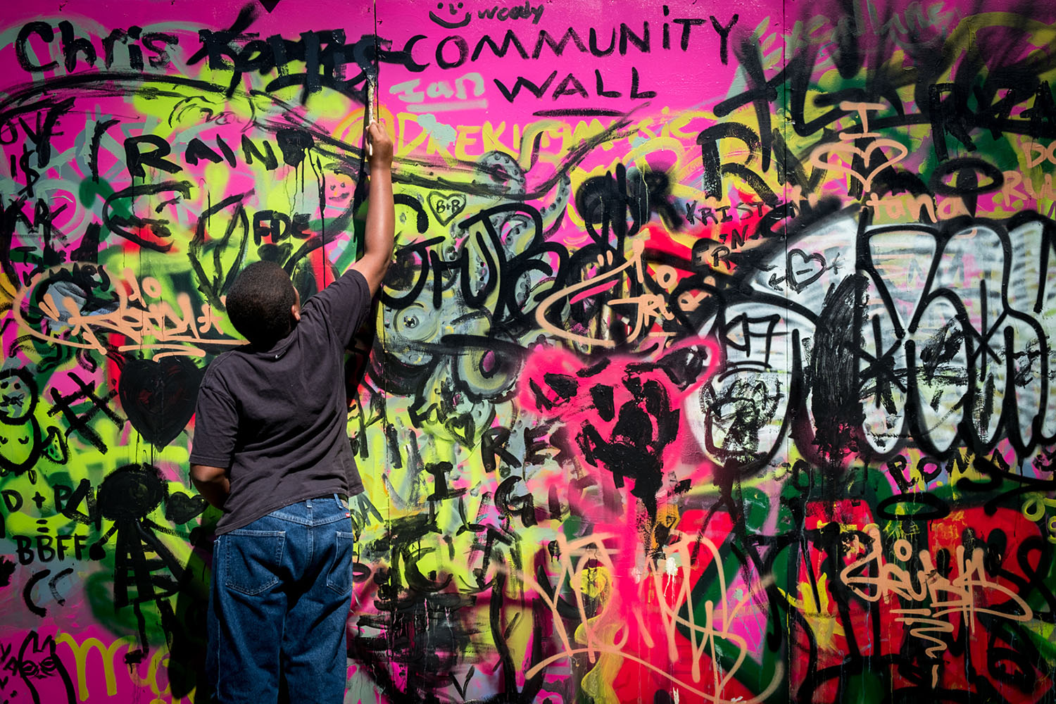Arts & Culture - The Richmond region has art woven in every corner. With a vibrant young art scene, Richmond is one of the leading art destinations. From open mic nights to festivals, mural art and hip hop battles we have Black excellence on display for all to enjoy.