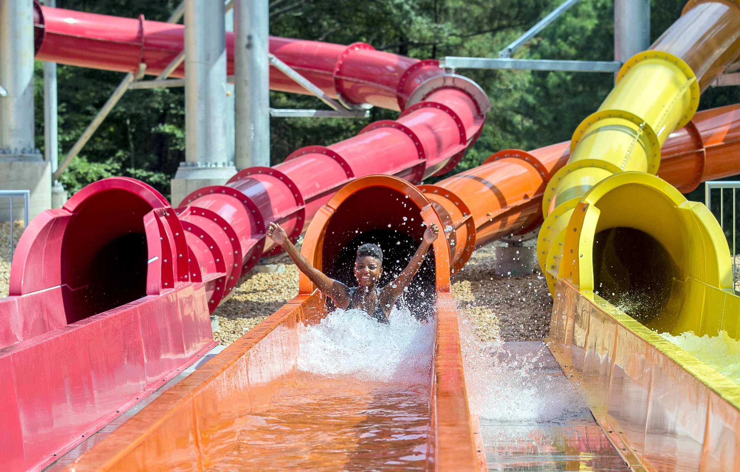 Attractions - From thrilling rides to breathtaking botanical gardens, the Richmond Region's attractions are easily accessible; enjoy one or enjoy them all. A new experience is waiting for you!