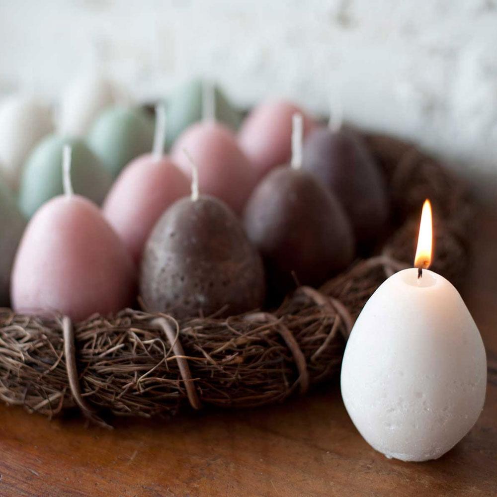 Similar Egg Candles - £5 - Salcombe