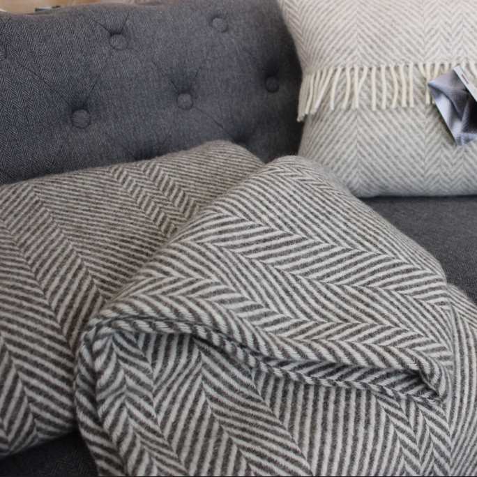 Throws - Add a touch of luxury to your living space with our hand picked throws.