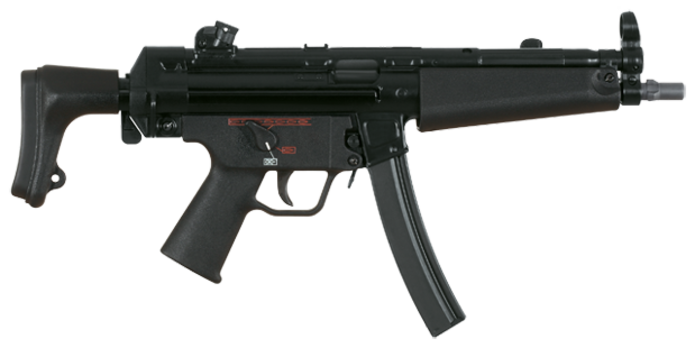 H&K MP5 Violette