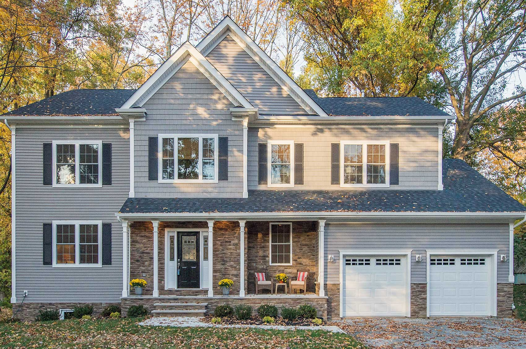 THE WILLIAMS RESIDENCE - BERKELEY HEIGHTS