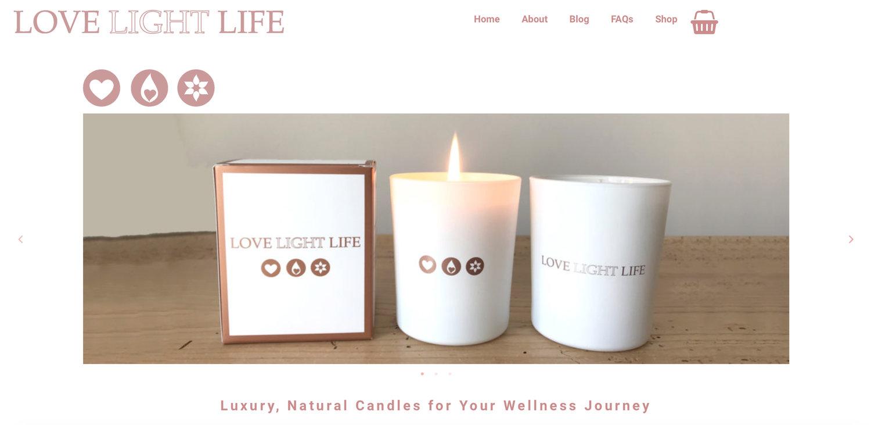Lovelightlife Candles The Brand Whisperer