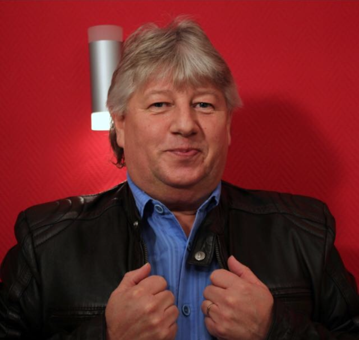 AVP-Gründer Uwe Kleinert