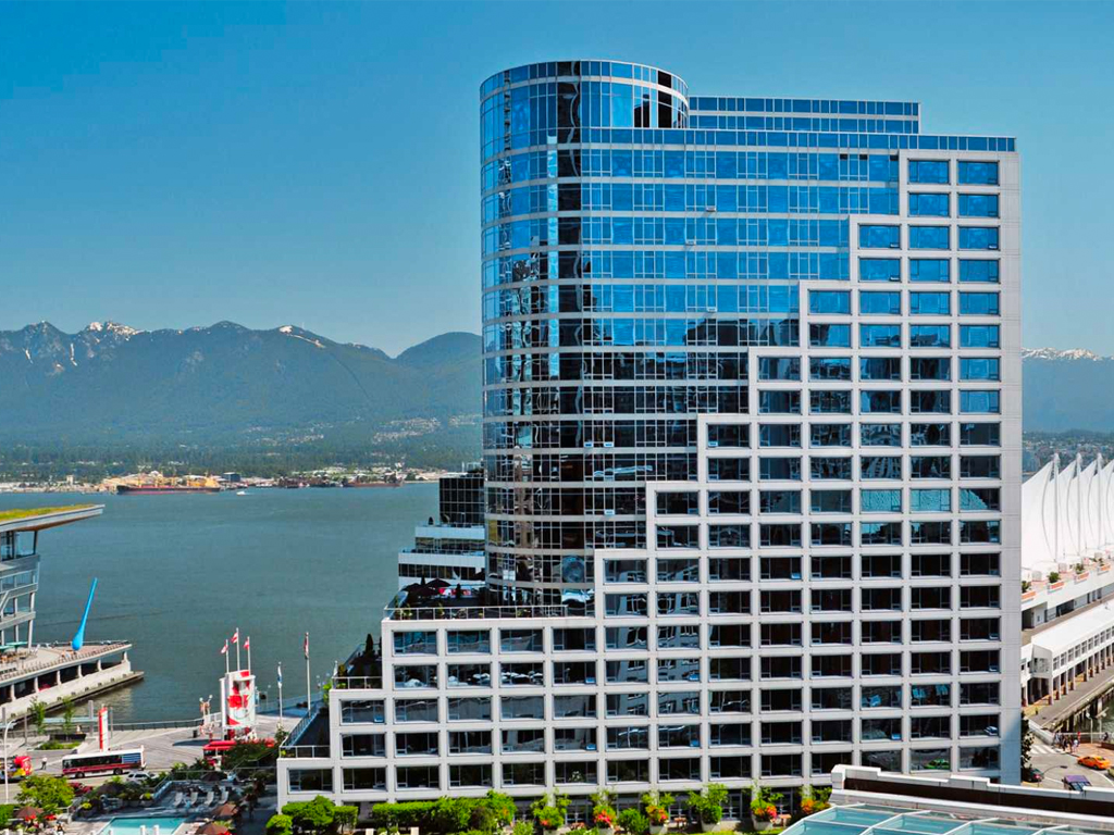 """ - I am writing to let you know how wonderful we found your pillows at Fairmont Vancouver Waterfront Hotel!- Jayne B"