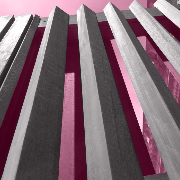 Diagonal Louvres -