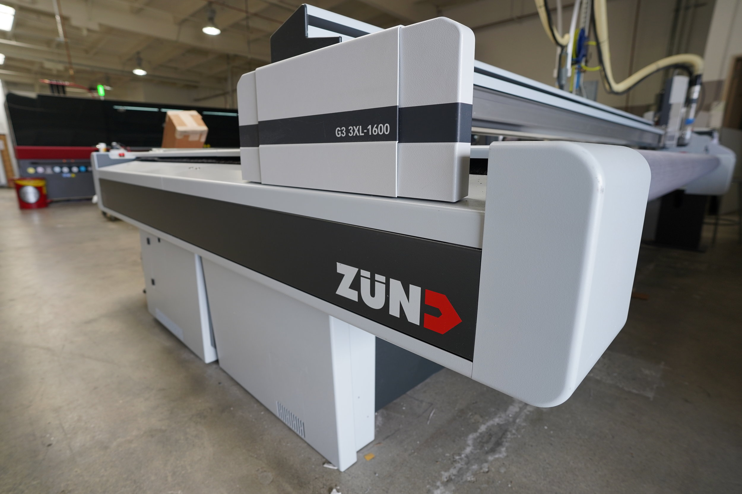 Zünd G3XL - Digital Cutter