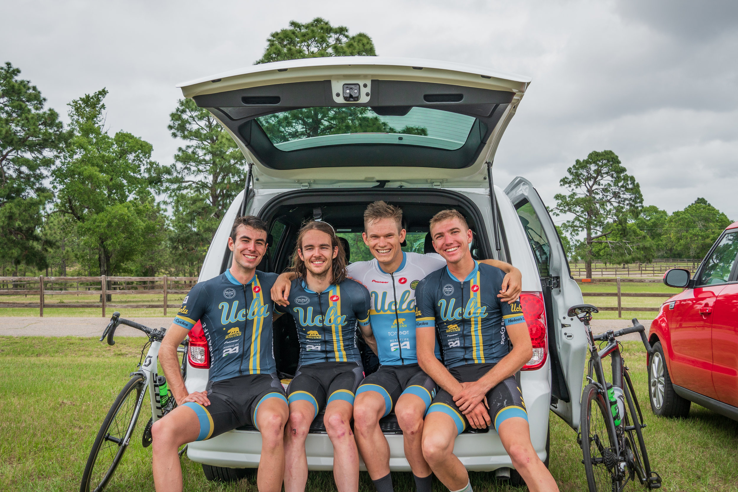 Your 2019 UCLA Cycling Nationals team