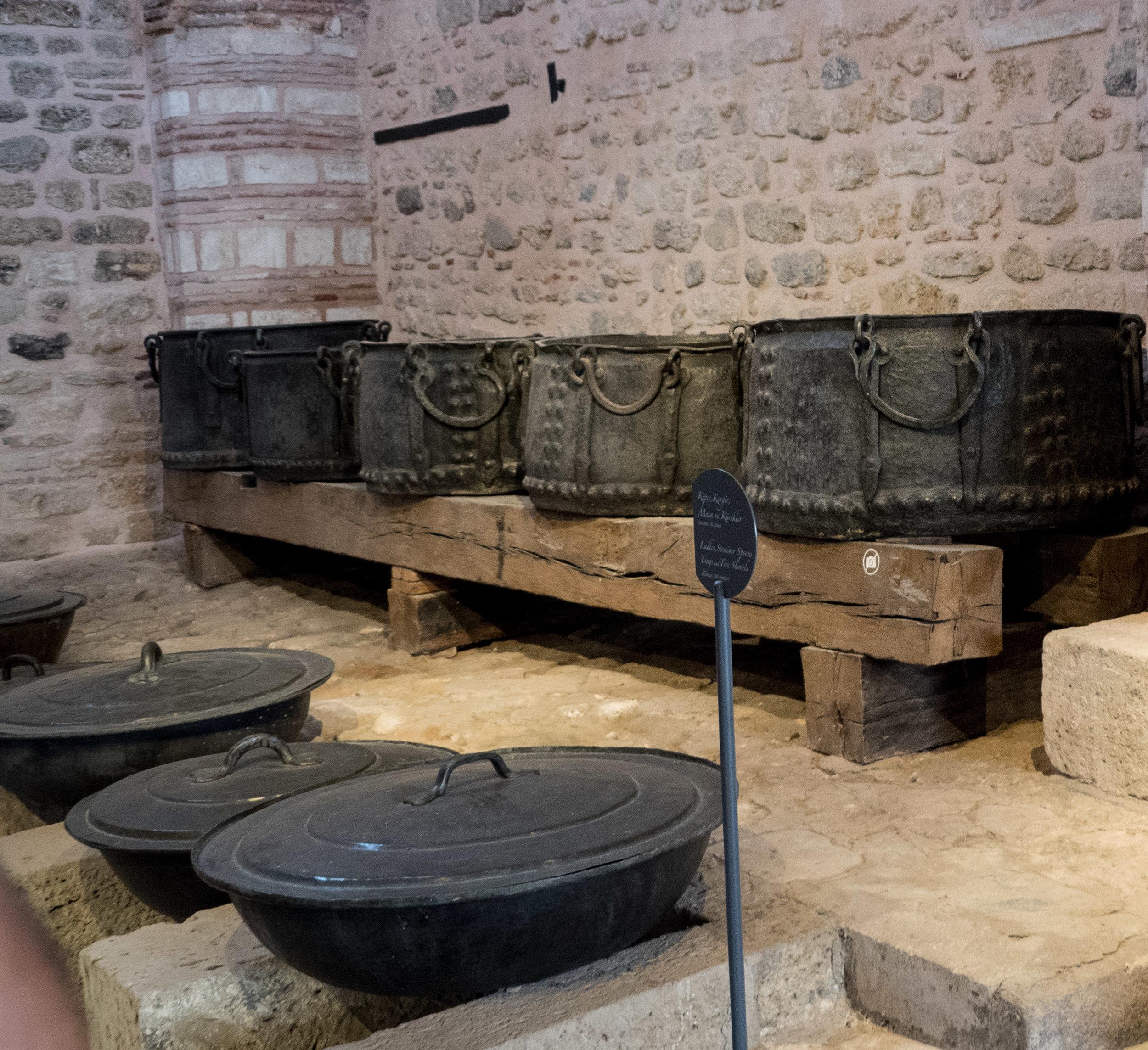 Kitchen Cauldrons