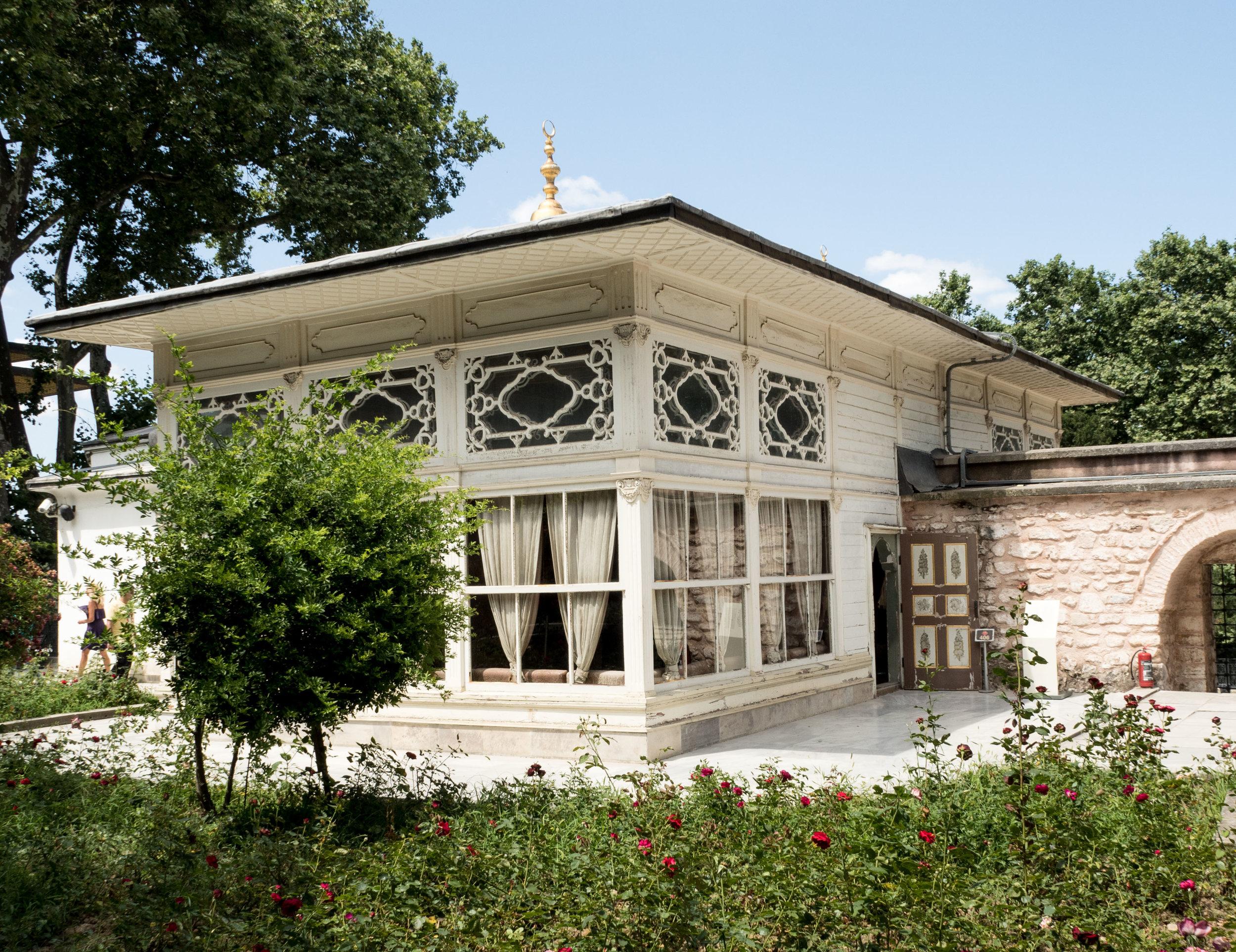 Mustafa Pasha's Kiosk