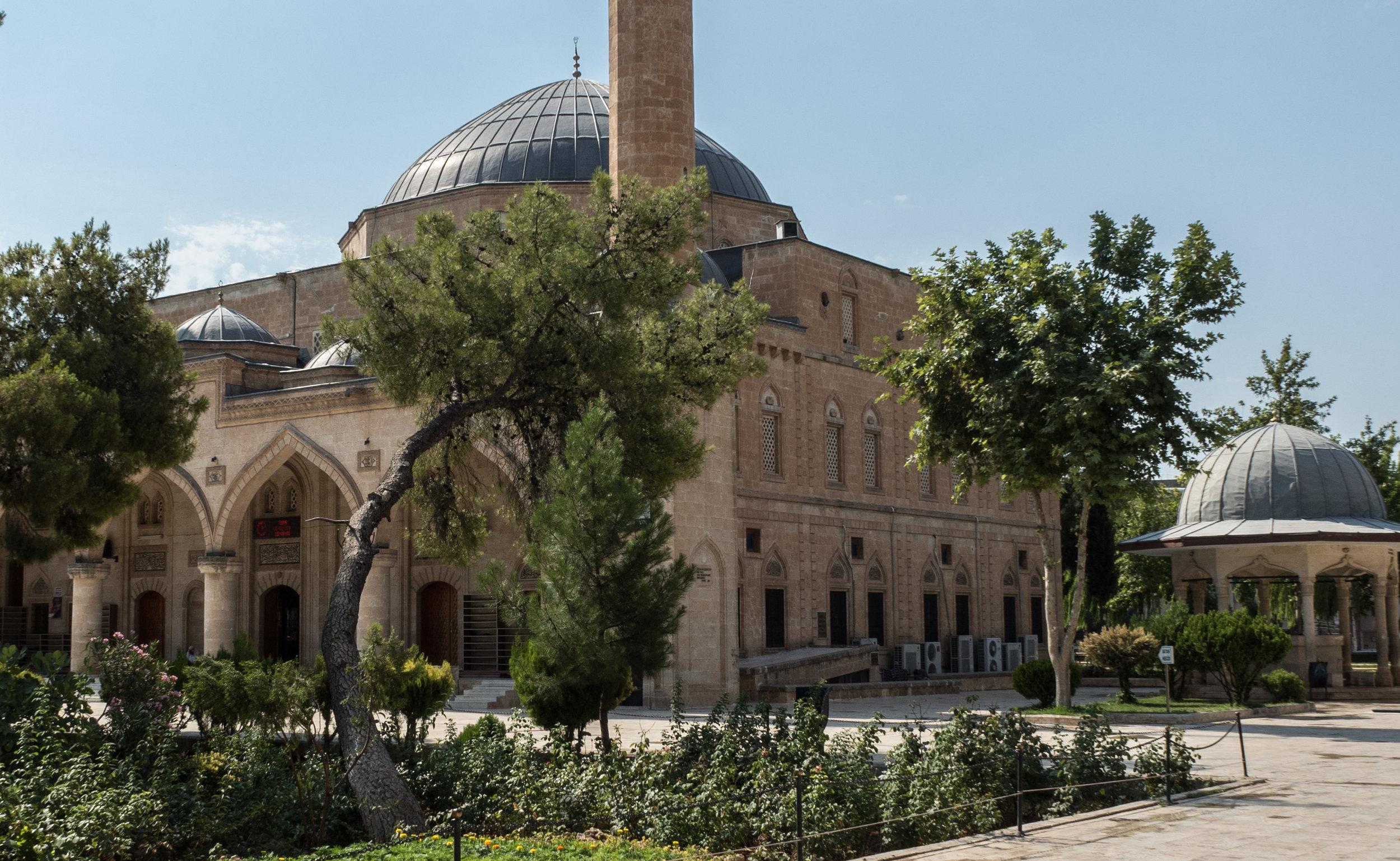 Job's Mosque