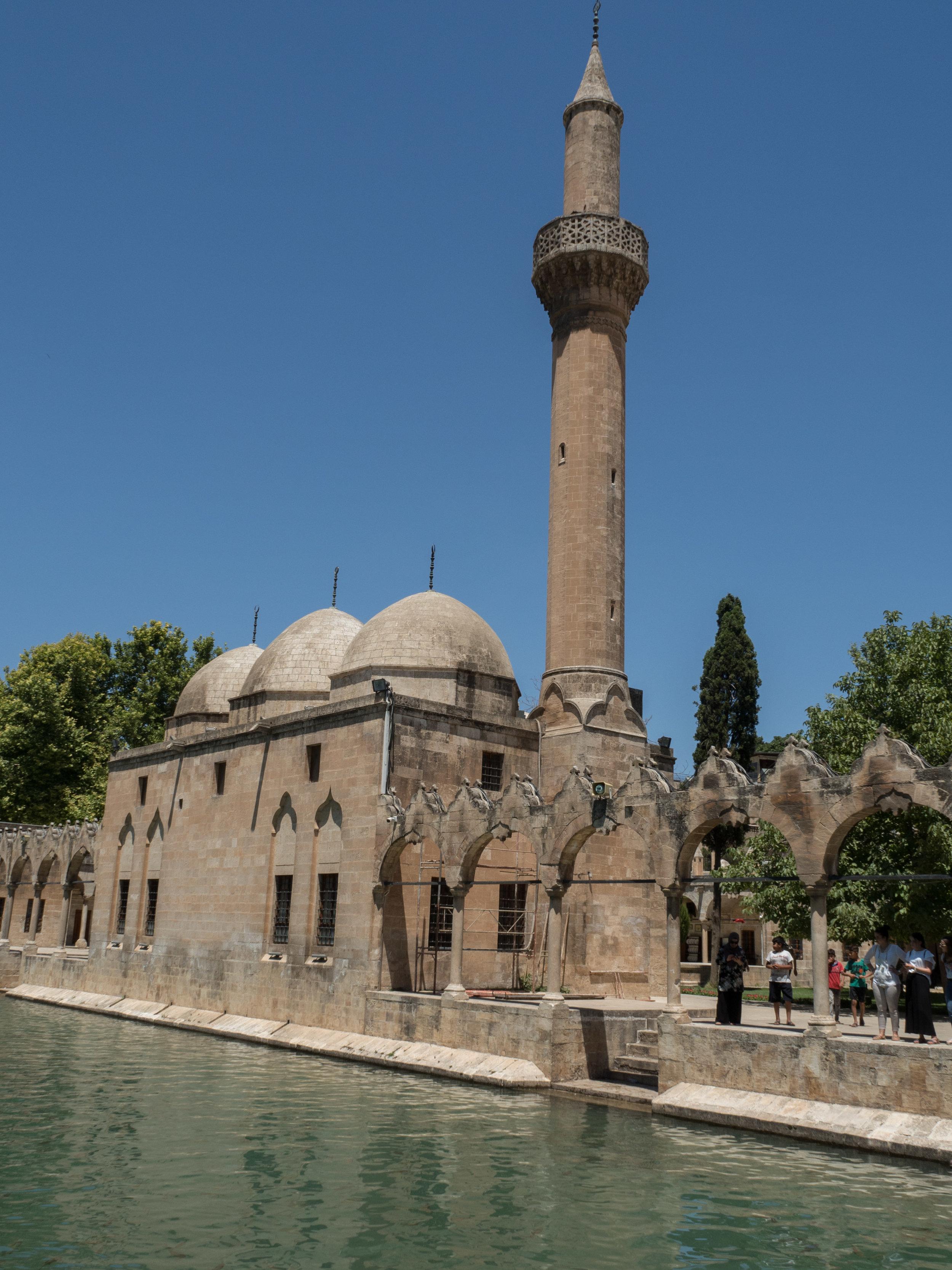 Pond Mosque