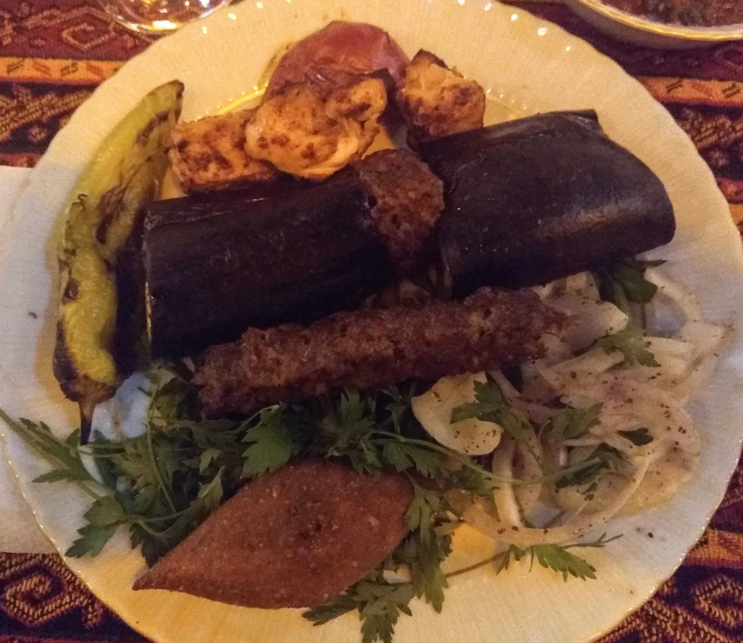 Sanliurfa Meal