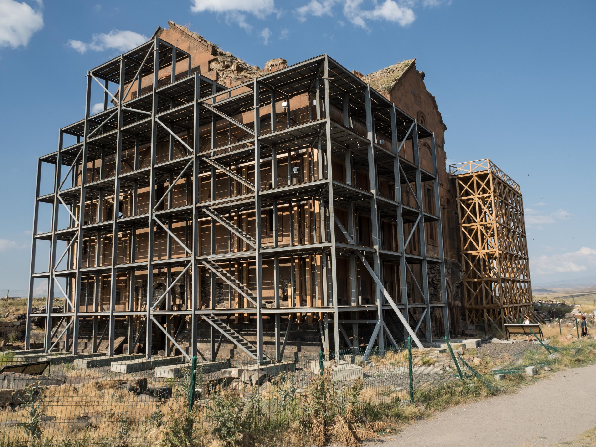Cathedral (Under Renovation)