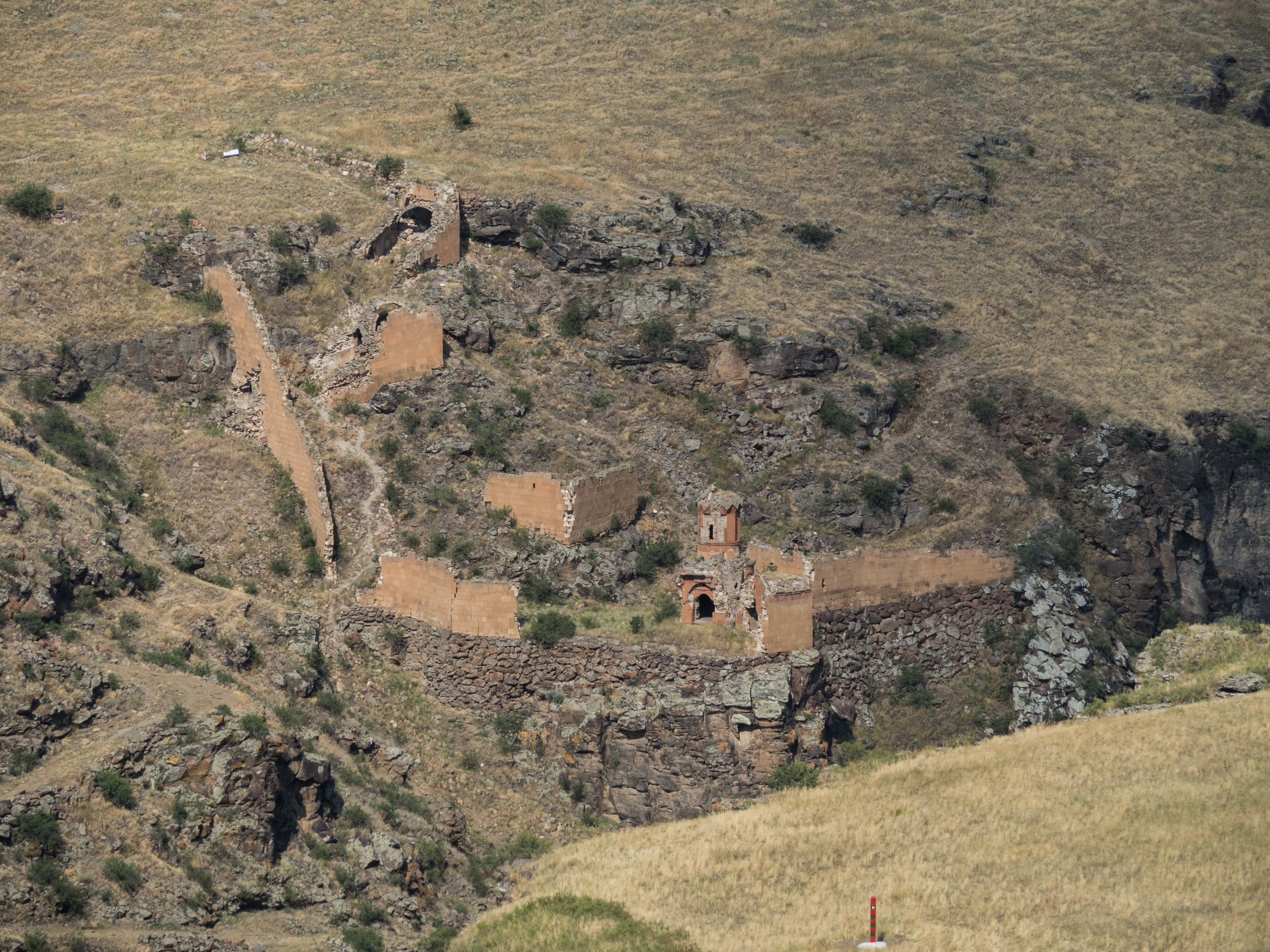 Ruins in the Canyon