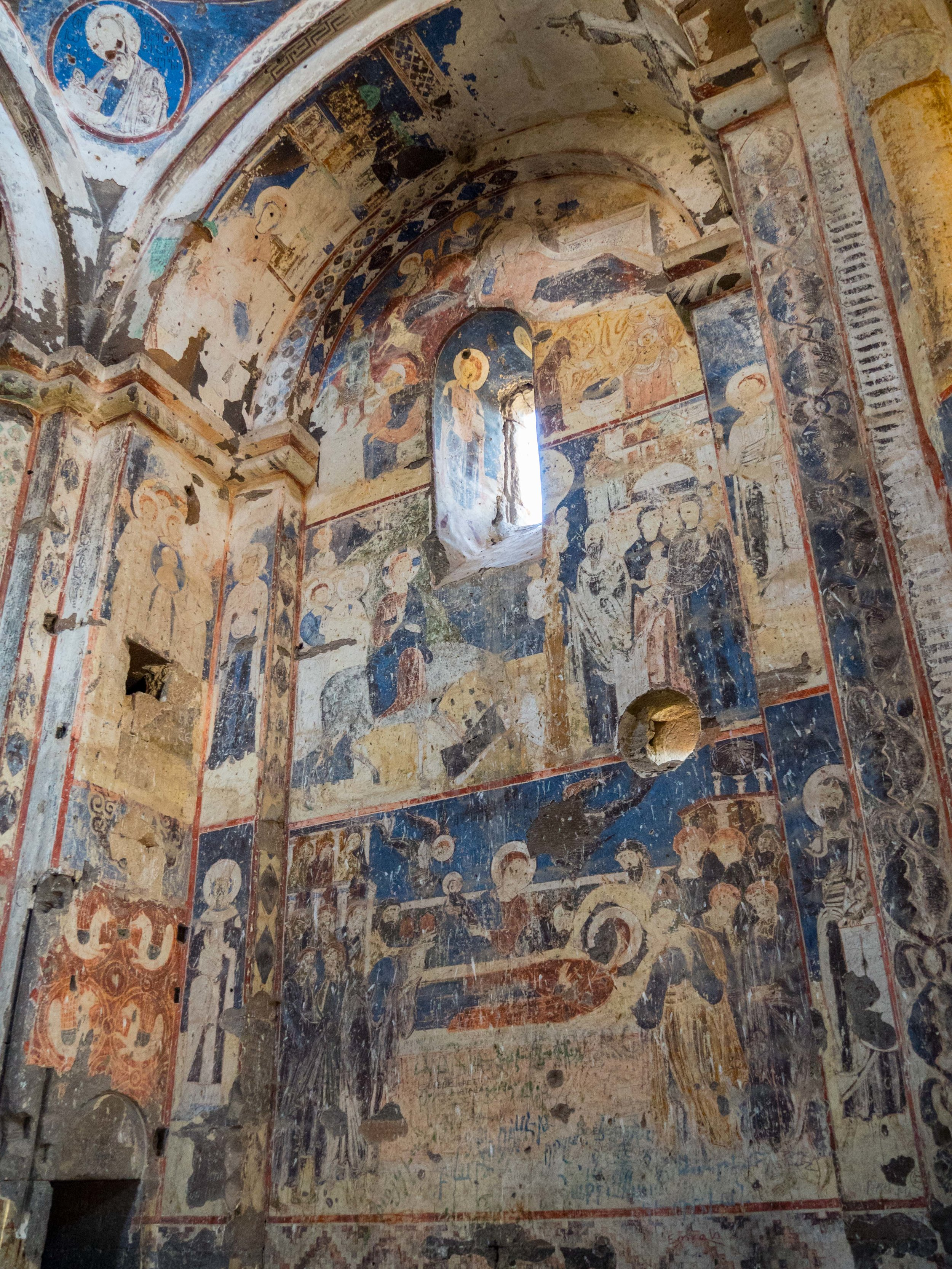Fresco Interior