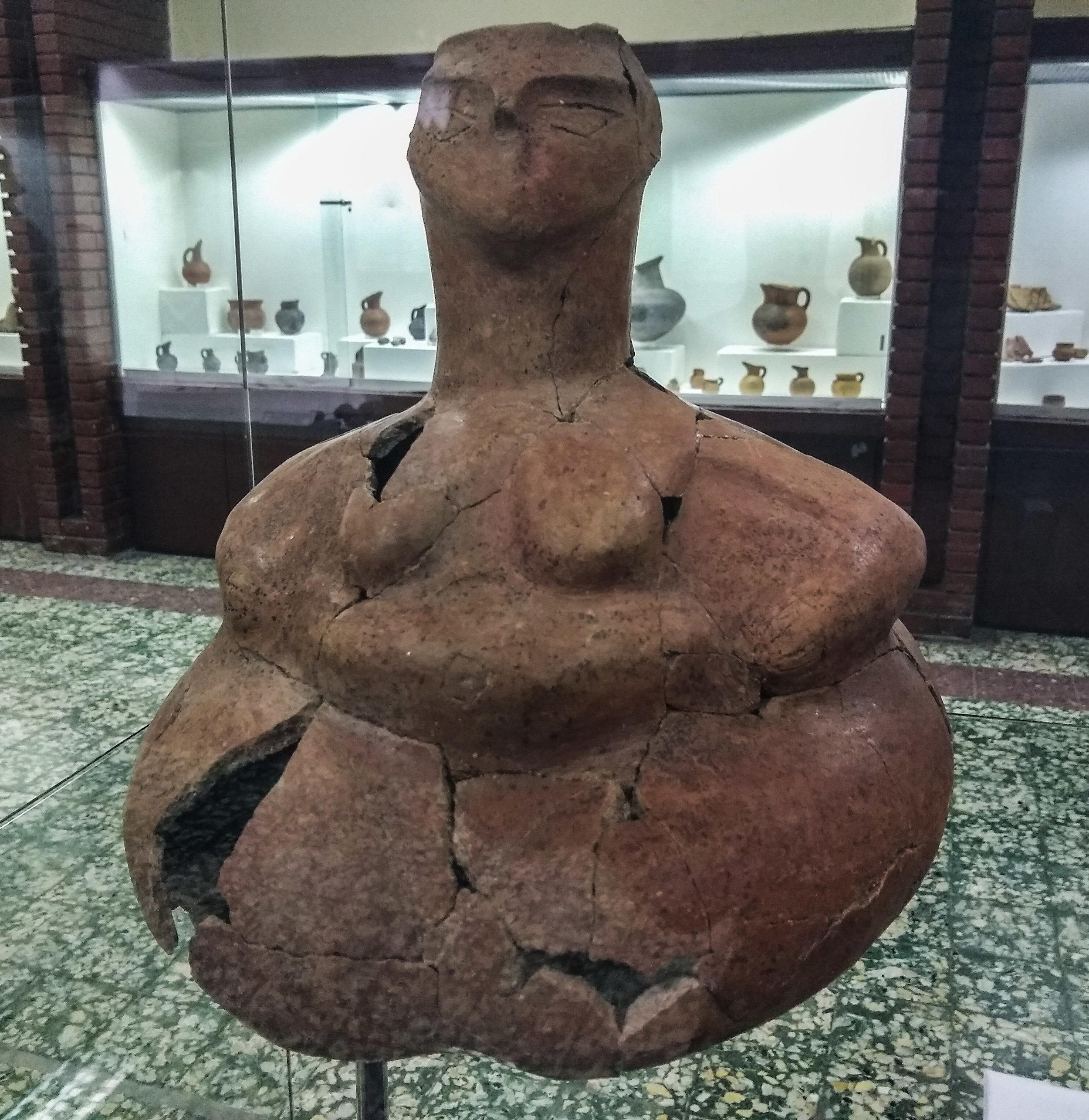 Prehistoric Female