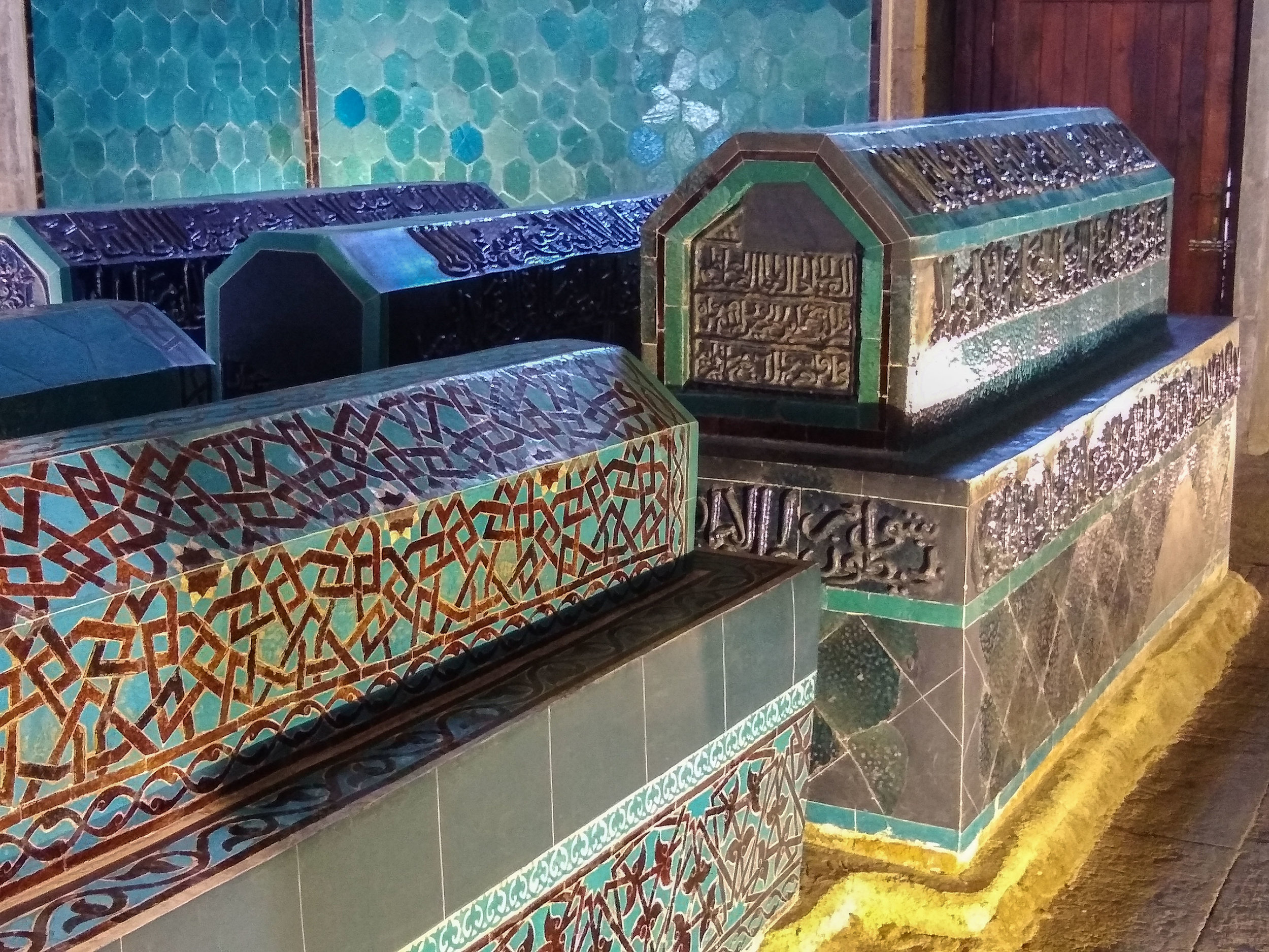 Sahib Seljuk Tombs